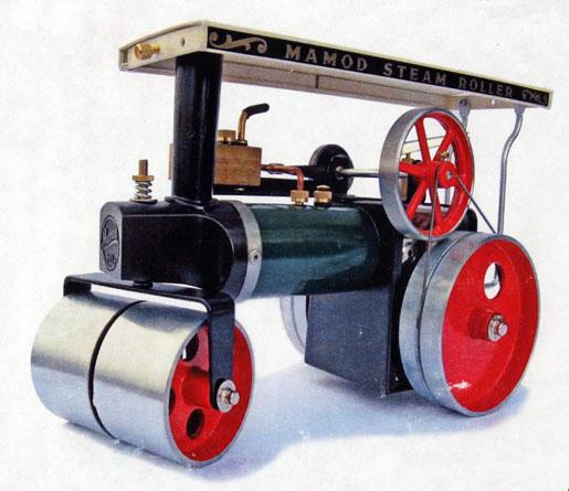1312C SR1AC Steam Roller 'Challenger'