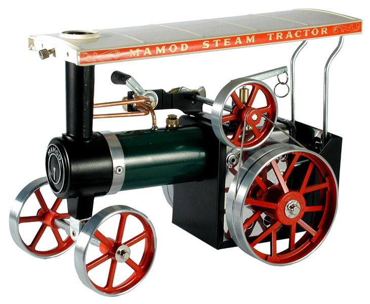 1313 TE1A Traction Engine