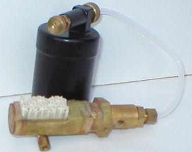 1358 FT81 LPG Ceramic Burner with Gas Tank