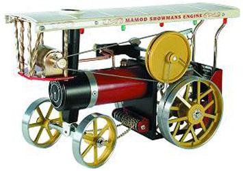 1380 SHOW Showmans Engine