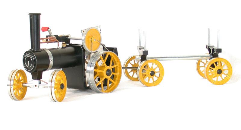 1400 TWK1 Tractor Wagon Kit