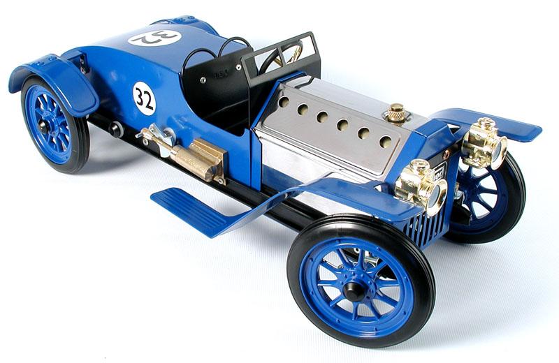 1411B LM1 Le Mans Racer Blue