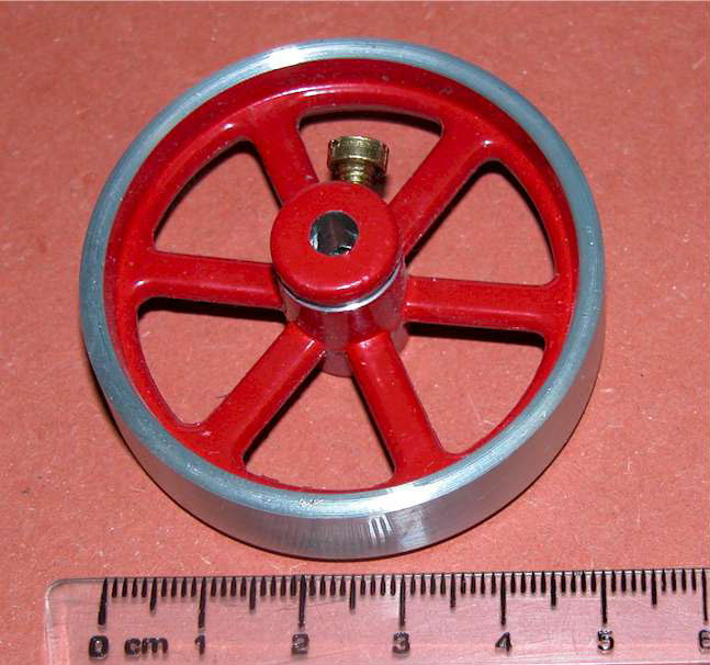 W06 Standard Flywheel